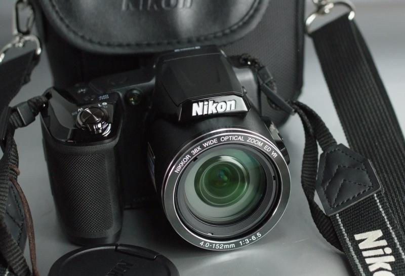 Nikon Coolpix L840 záruka 7/2017 SUPER  STAV