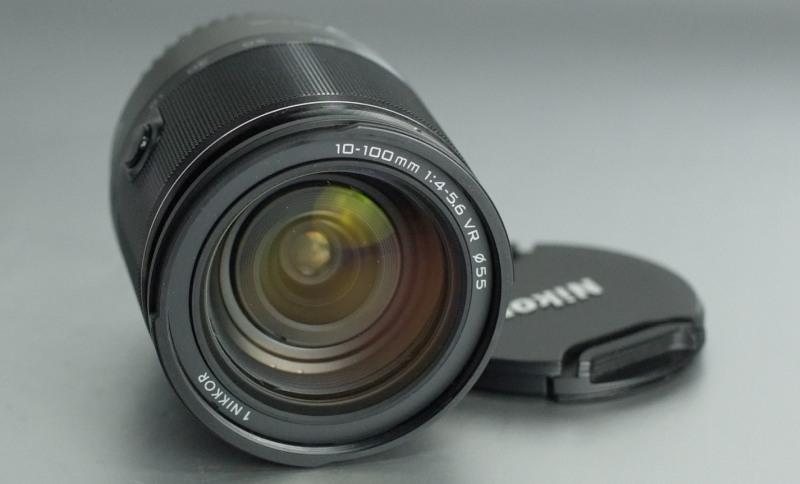 Nikon 1 10-100mm f/4-5,6 VR záruka 9/2017