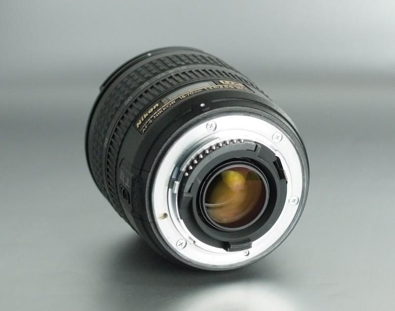 Nikon 18-70 mm F3,5-4,5G AF-S DX SUPER STAV