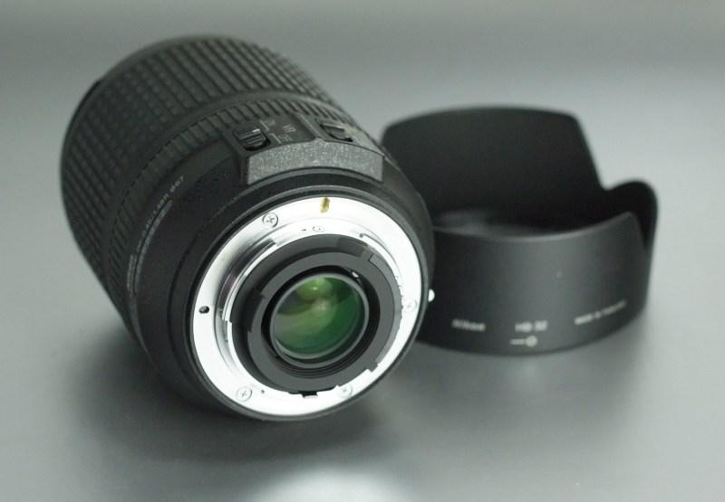 Nikkor 18-140mm 3,5-5,6G AF-S DX VR SUPER STAV