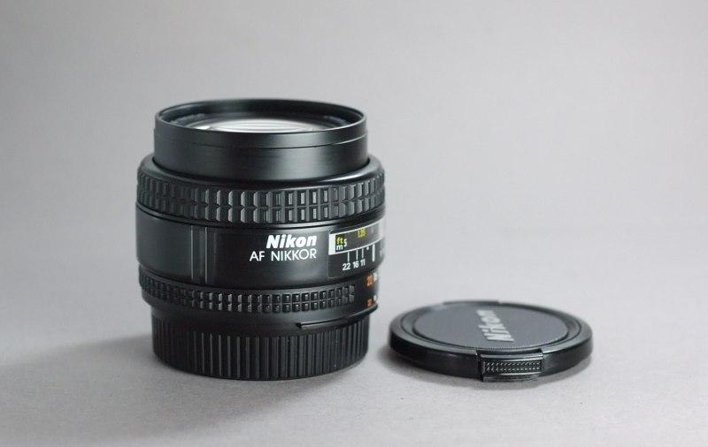 Nikkor 24mm f/2.8 AF
