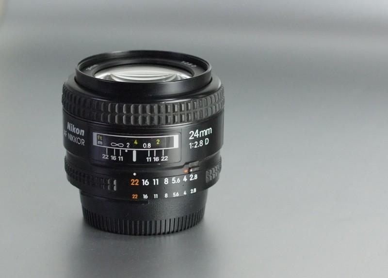 Nikkor 24mm f/2.8 AF D