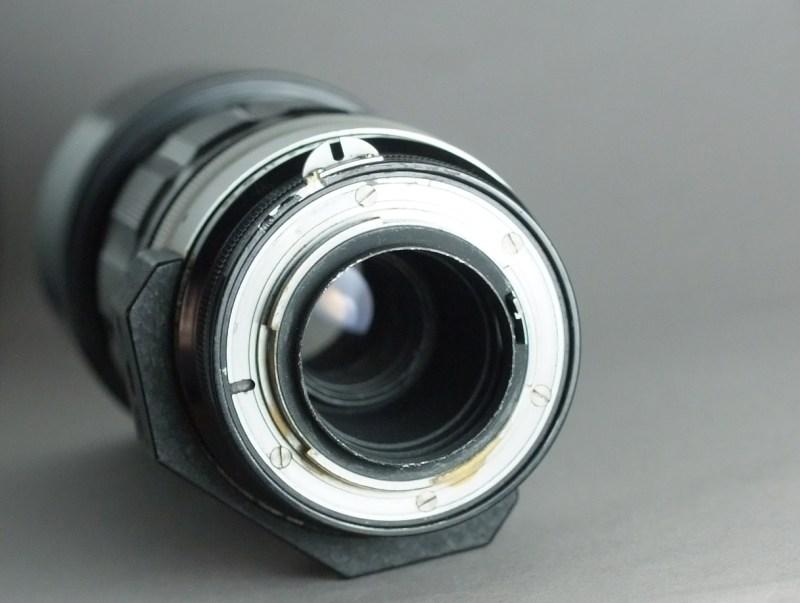 NIKON MF 300mm 4.5 AI