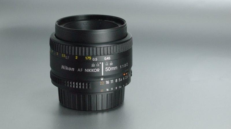 NIKON 50/1,8 D AF SUPER STAV