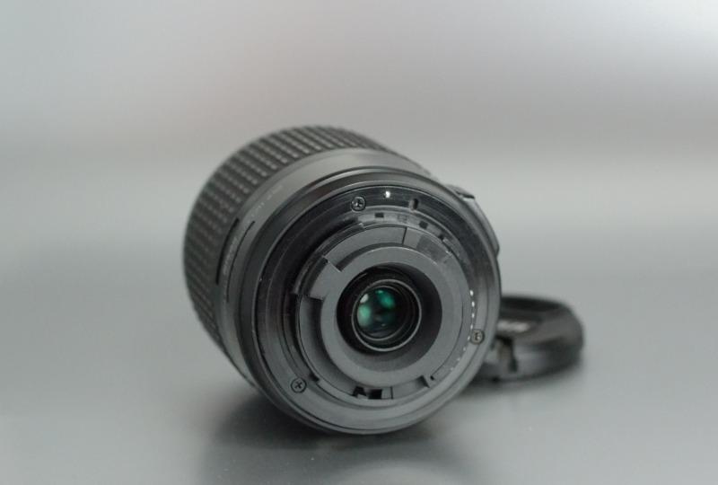 Nikon 55-200mm f/4-5.6G AFS