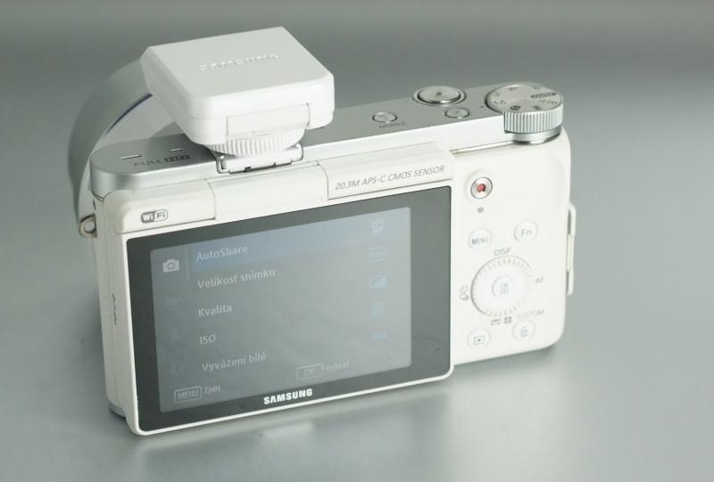 Samsung NX3000 + 16-50 mm OIS