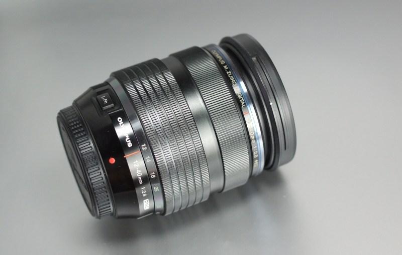 OLYMPUS M.Zuiko Digital PRO 12-40 mm f/2,8 AKCE