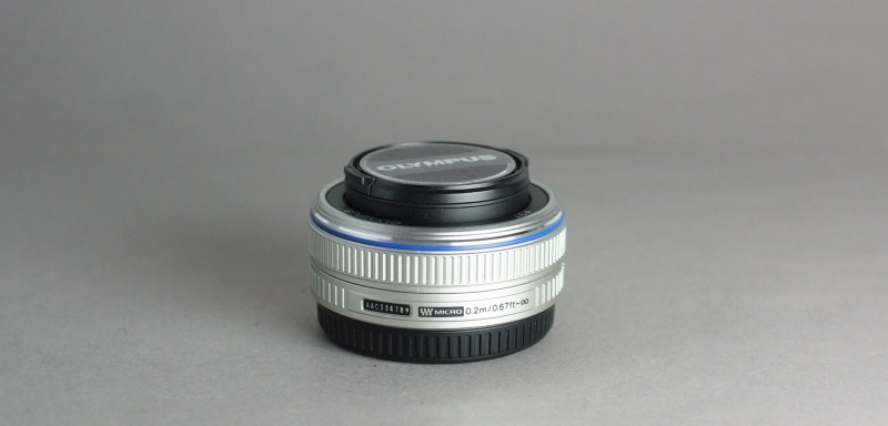 Olympus 17mm f/2,8 Pancake