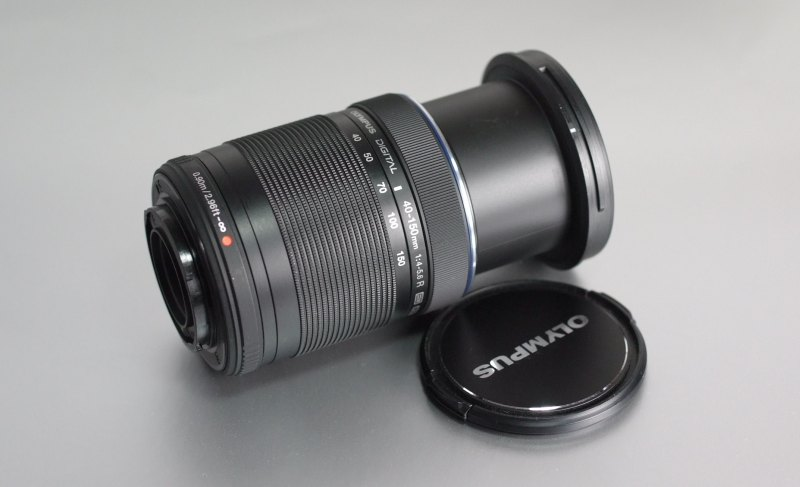 Olympus M. Zuiko Digital ED 40-150 mm f/4-5,6  TOP