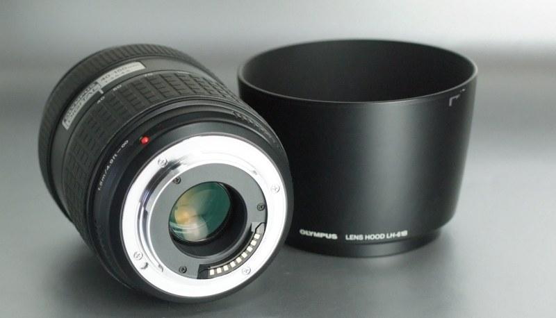 Olympus Zuiko Digital 40-150mm Mk I