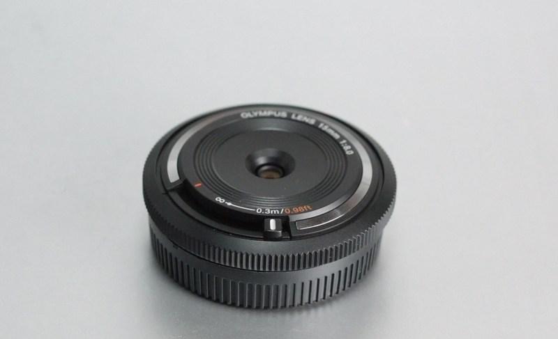 Olympus M.ZUIKO 15mm f/8,0