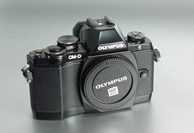 Olympus O-MD E-M10 SUPER STAV