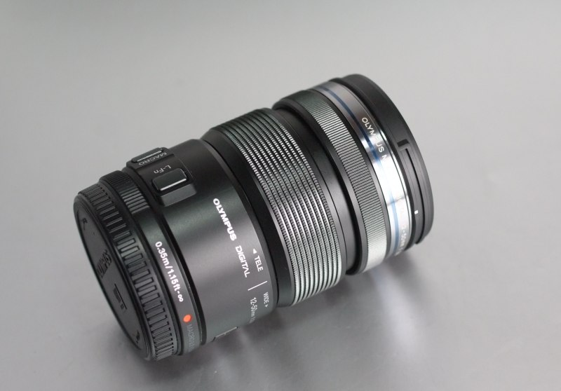 Olympus M. Zuiko Digital ED 12-50mm záruka 4/2019