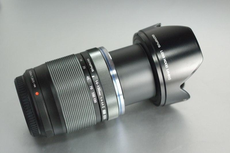 Olympus M.ZUIKO ED 14-150mm f/4,0-5,6 II TOP STAV