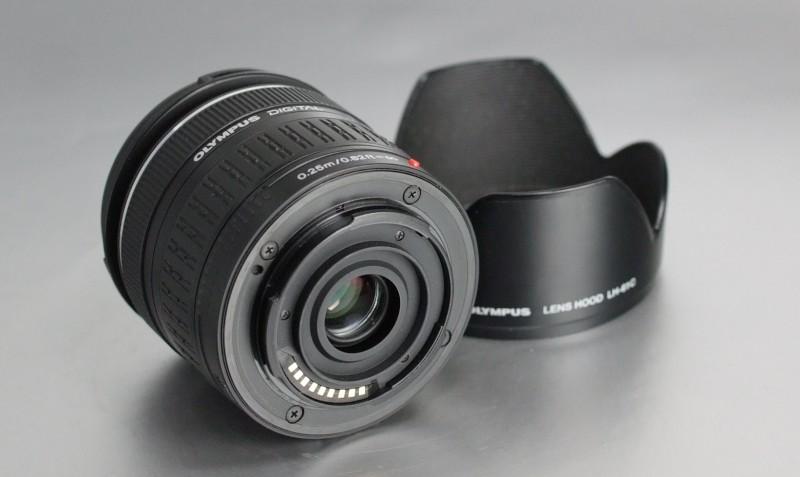 Olympus Zuiko Digital 14-42mm