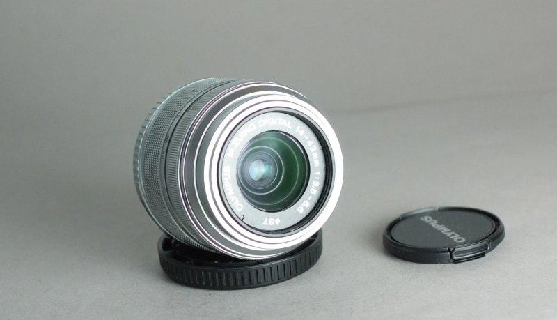 Olympus M. Zuiko 14-42 mm  II R záruka 2018