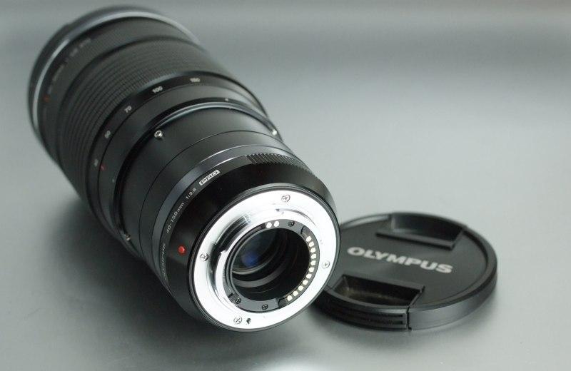 OLYMPUS M.Zuiko Digital ED 40-150 mm f/2,8 PRO TOP AKCE