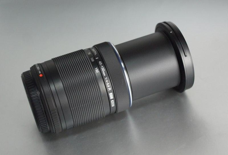 Olympus M. Zuiko Digital ED 40-150 mm f/4-5,6 R