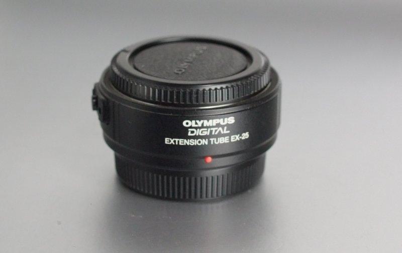 OLYMPUS mezikroužek EX-25 pro MACRO