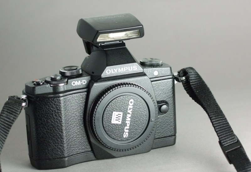 Olympus OM-D E-M5 SUPER STAV