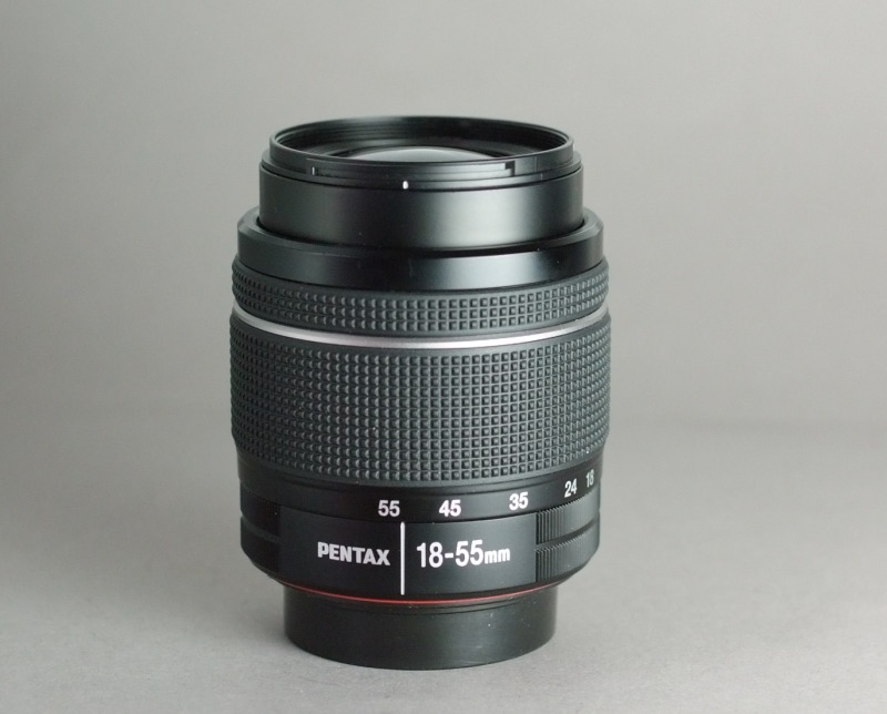 Pentax DA 18-55mm f/3.5-5.6 AL WR  TOP STAV