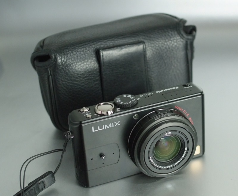 Panasonic Lumix DMC-LX