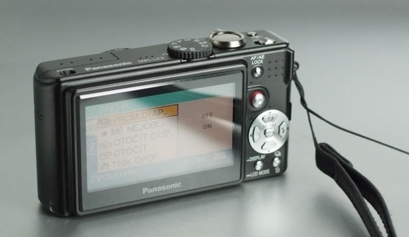 Panasonic Lumix DMC-LX