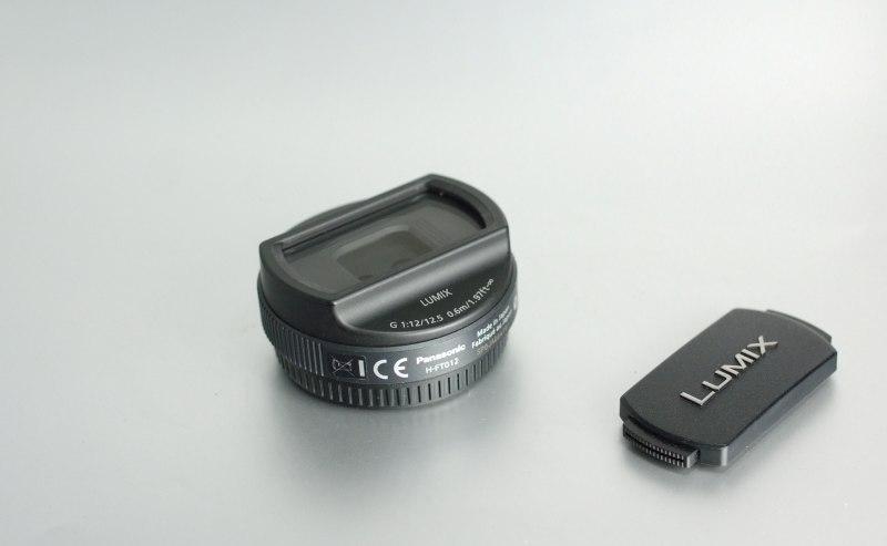 Panasonic 12,5mm f/12 3D G