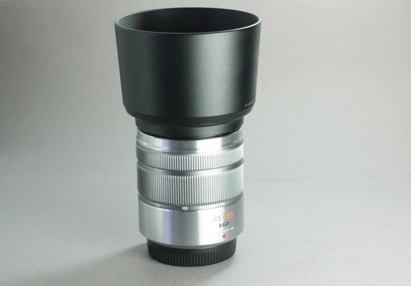 PANASONIC 45-150 mm f/4,0-5,6 černý MEGA O.I.S
