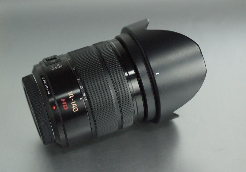 PANASONIC 14-140 mm f/3,5-5,6 G VARIO ASPH