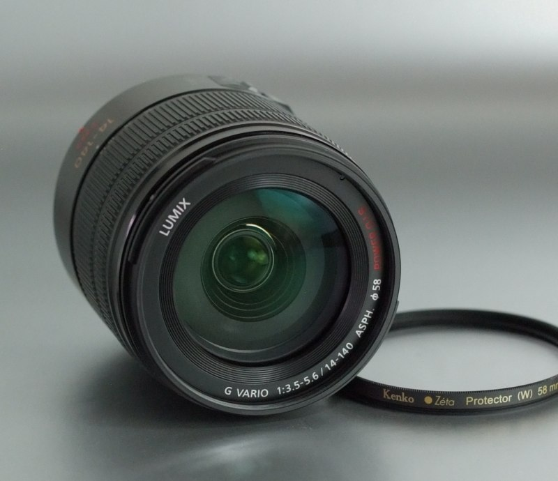 PANASONIC 14-140 mm f/3,5-5,6 G VARIO ASPH