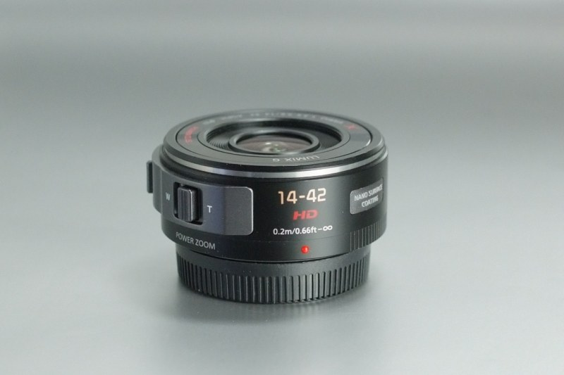 PANASONIC 14-42 mm f/3,5-5,6 POWER O.I.S