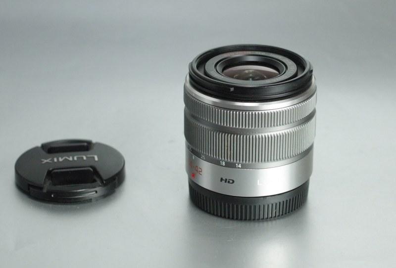 PANASONIC 14-42 mm f/3,5-5,6 II černý Mega O.I.S