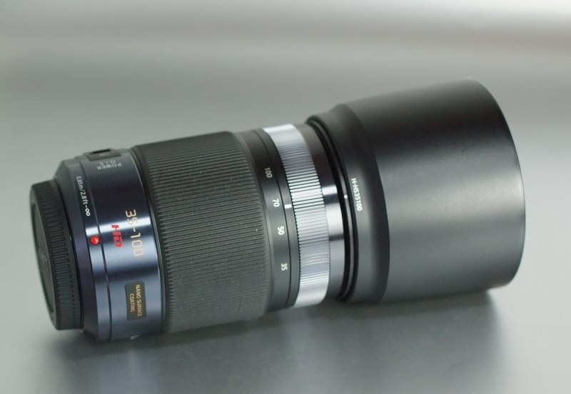 PANASONIC 35-100 mm f/2,8 X Vario