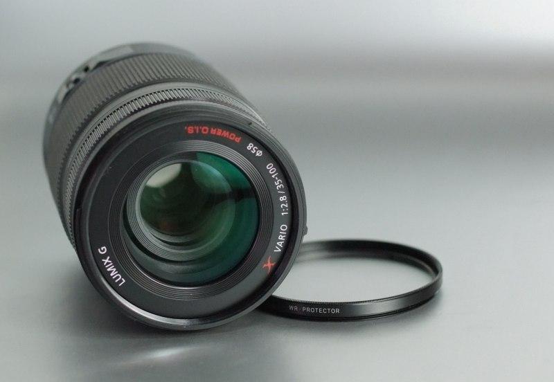 PANASONIC 35-100 mm f/2,8 X Vario AKCE