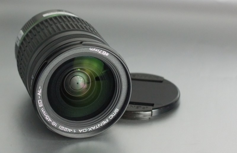 Pentax DA 16-45mm F 4 ED AL