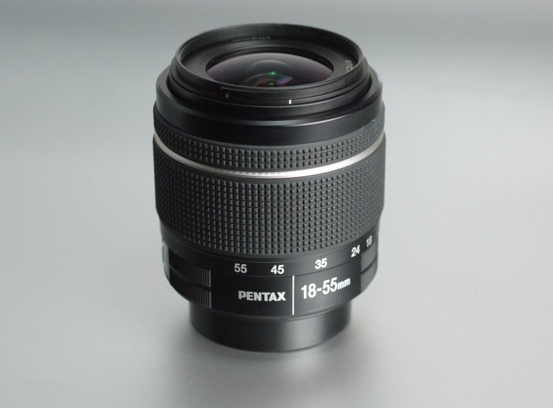 Pentax DA 18-55mm f/3.5-5.6 AL WR  TOP