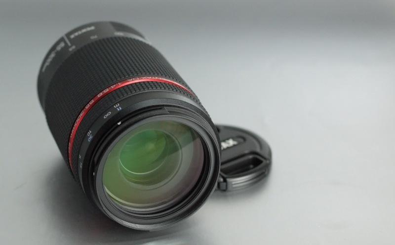 PENTAX 55-300 mm f/4-5,8 HD DA ED WR TOP STAV