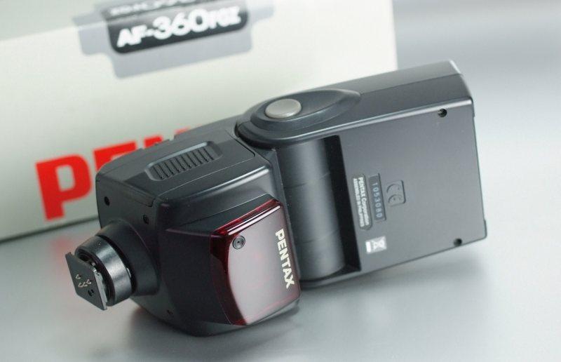 Pentax AF-360FGZ TOP STAV
