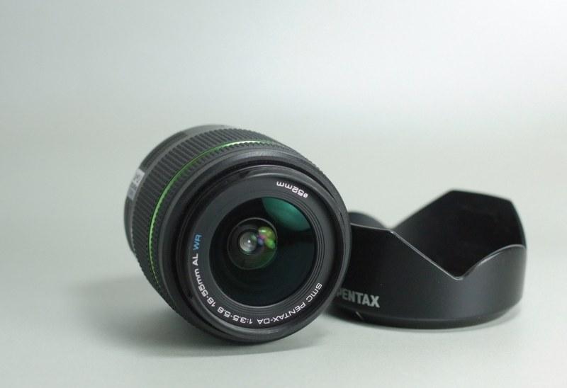 Pentax DA 18-55mm f/3.5-5.6 AL WR  SUPER STAV