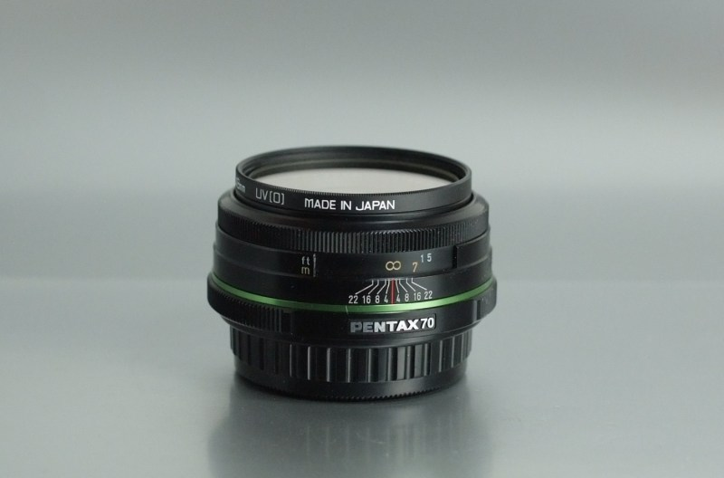 Pentax smc DA 70mm f2,4 Limited
