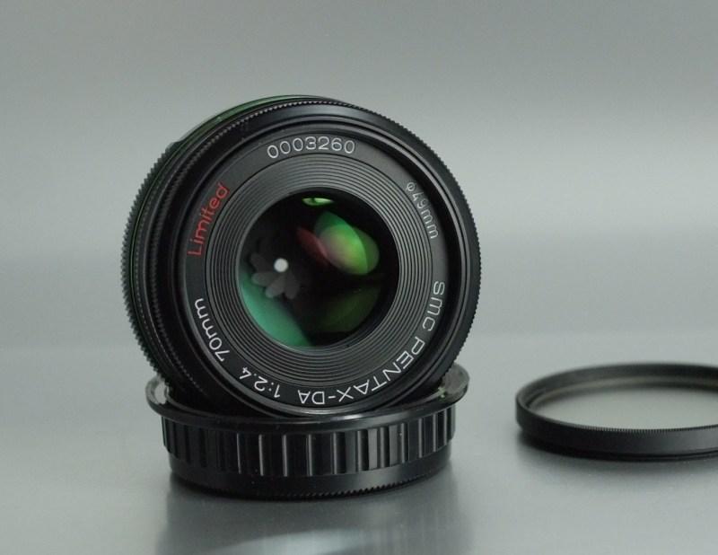 Pentax smc DA 70mm f2,4 Limited