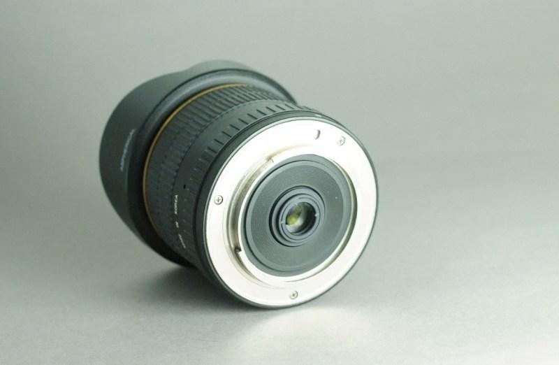 Samyang MF 8mm f/3,5 pro Sony