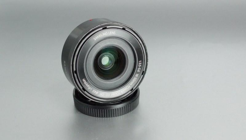 Samsung NX 16-50mm f/3,5-5,6 Power Zoom ED O.I.S