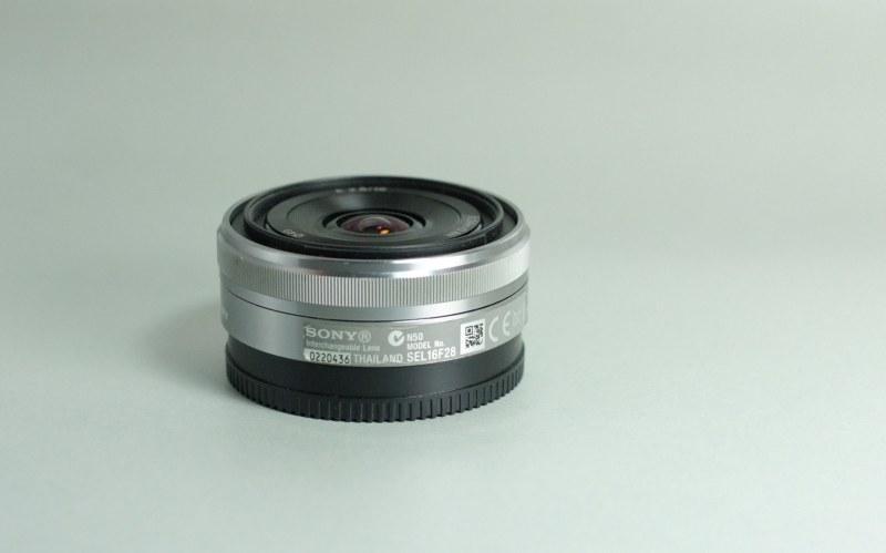 SONY 16 mm f/2,8 SEL pro NEX