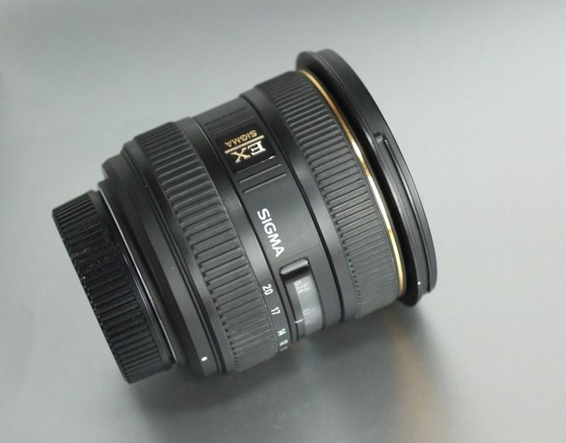 Sigma 10-20/4-5.6 EX DC pro NIKON