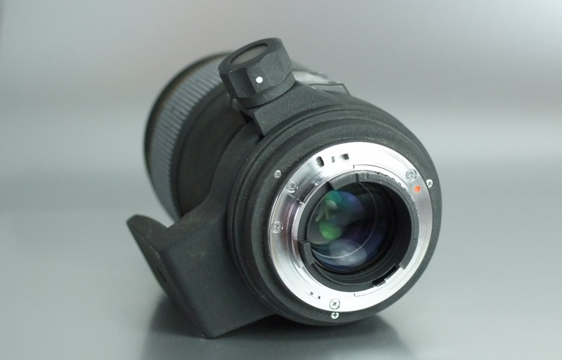 SIGMA 150mm f/2,8 APO EX DG HSM Macro pro Nikon