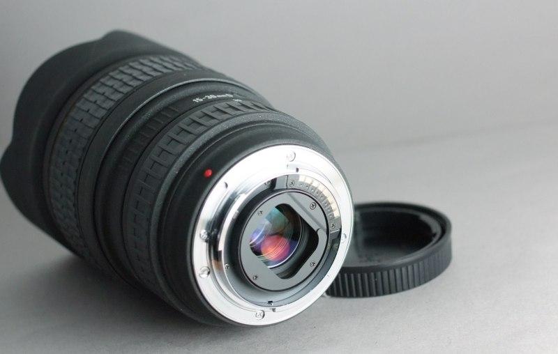 Sigma 15-30mm EX DG ASPH pro Sony