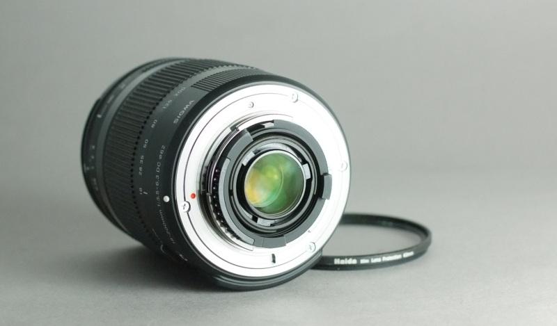 Sigma 18-200mm f/3,5-6,3 DC Macro OS HSM pro NIKON