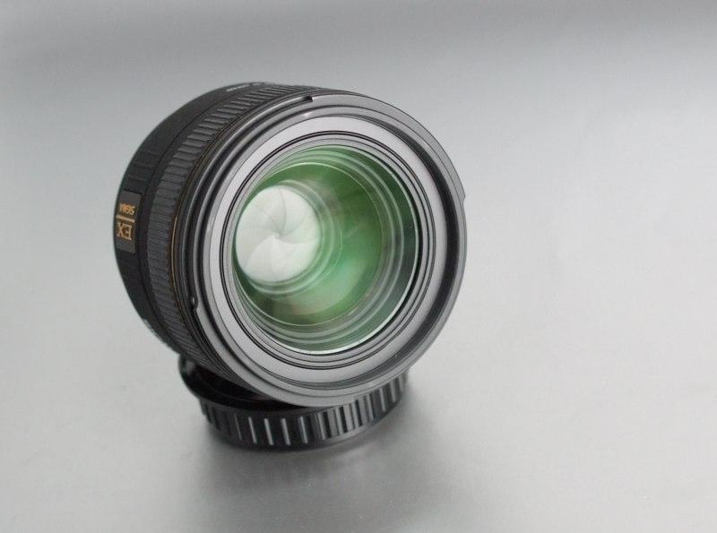 SIGMA 30 mm f/1,4 DC pro Pentax